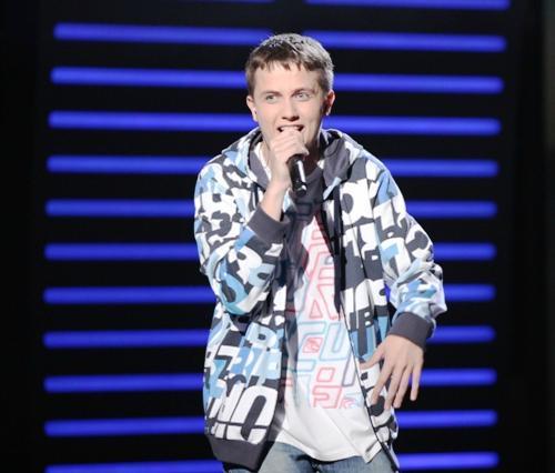 Артем Лоик занял второе место на шоу «Україна має талант!-3»