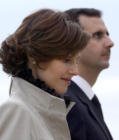 Асма аль-Ассад / Asma al-Assad
