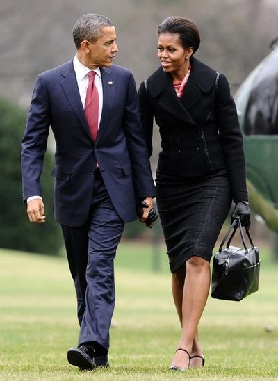 Барак Обама / Barack Obama и Мишель Обама / Michelle Obama