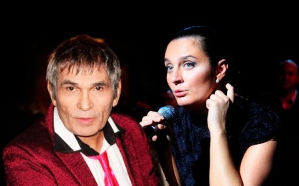 Бари Алибасов и Елена Ваенга