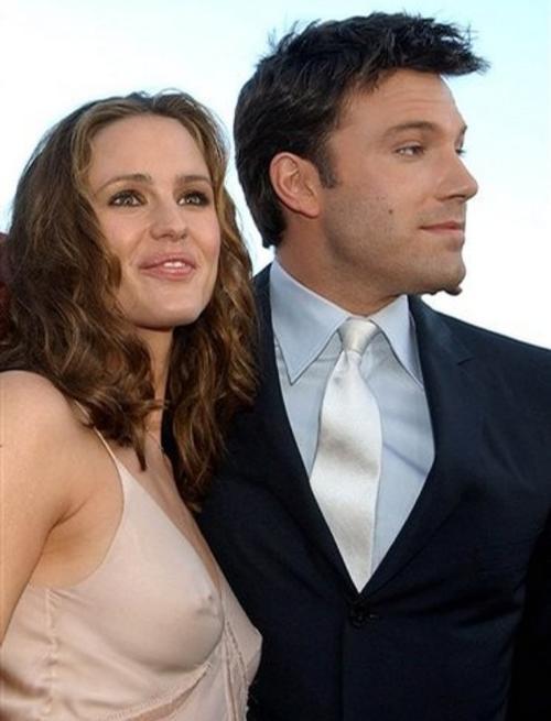 Бен Аффлек с женой Дженнифер Гарнер