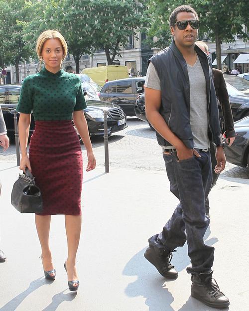 Бейонсе / Beyonce и Джей-Зи / Jay-Z
