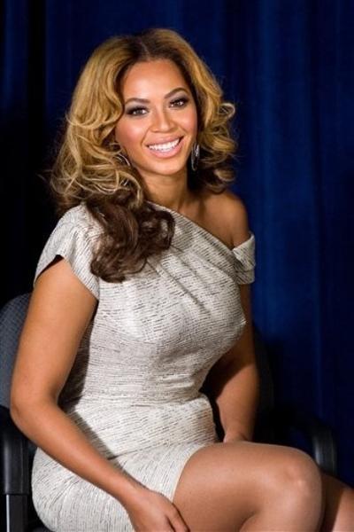 2. Бейонсе Ноулс / Beyonce Knowles