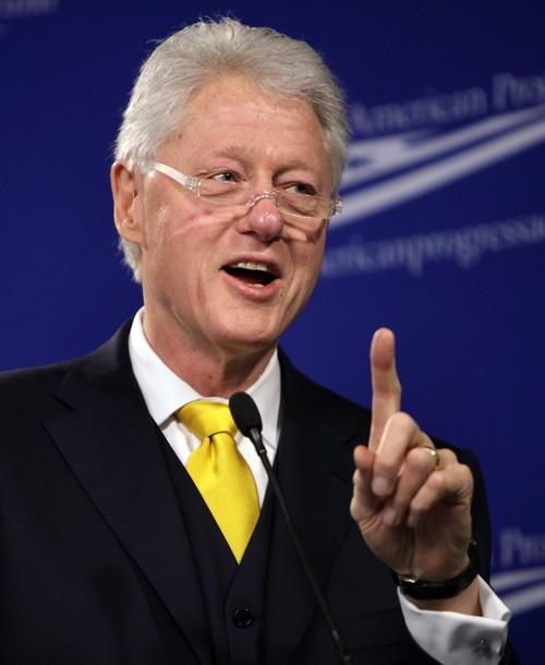 Билл Клинтон / Bill Clinton