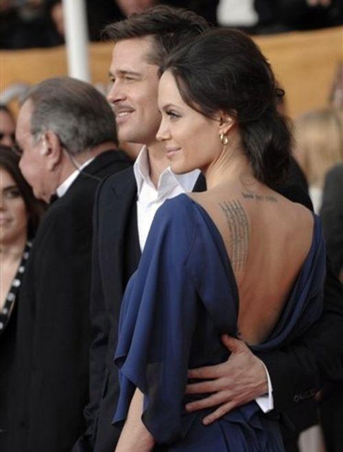 На всех звездных вечеринках Брэд Питт и Анджелина Джоли появляются вместе