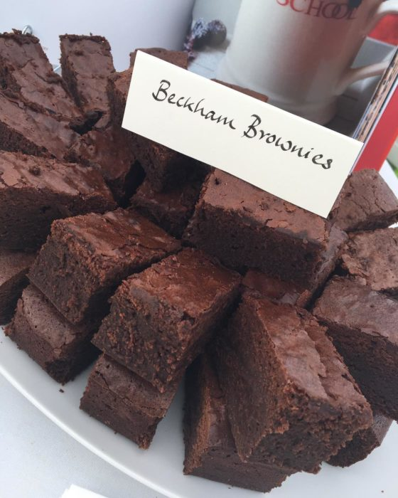 Брауни от Виктории Бекхэм