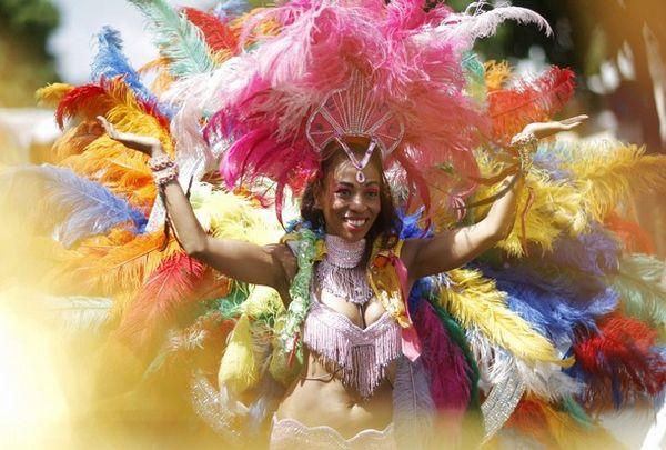 Карнавал в Рио-де-Жанейро 2009