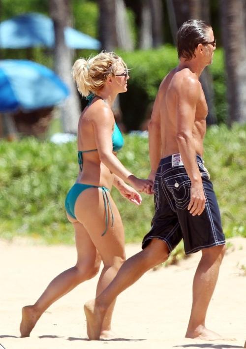 Бритни Спирс / Britney Spears и Джейсон Травик / Jason Trawick
