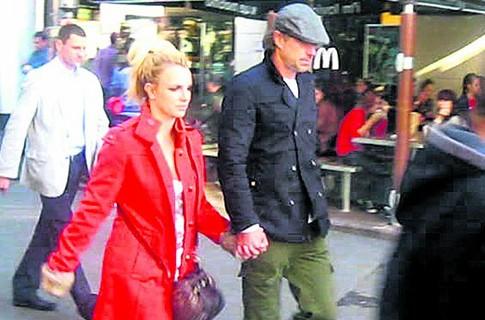 Бритни Спирс в Киеве