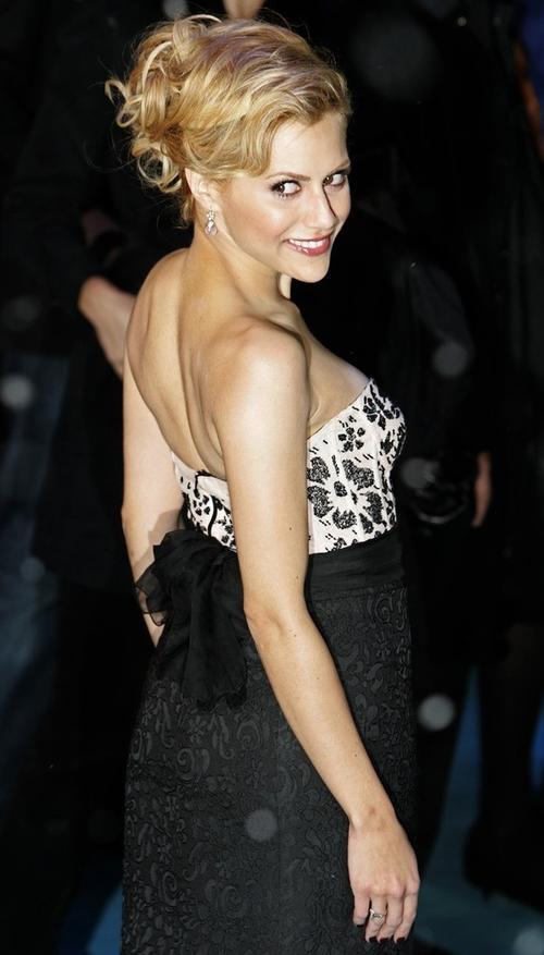 Американская актриса Бриттани Мерфи (Brittany Murphy)