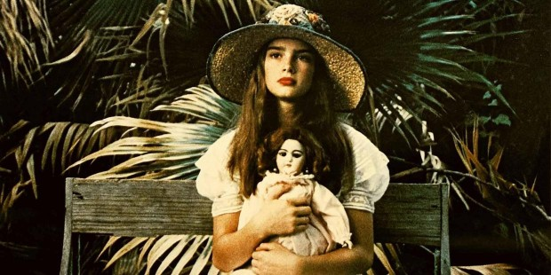 Кадр из фильма Прелестное дитя с Брук Шилдс