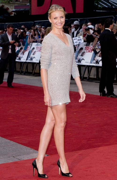 Камерон Диас - одна из самых высокооплачиваемых звезд Голливуда