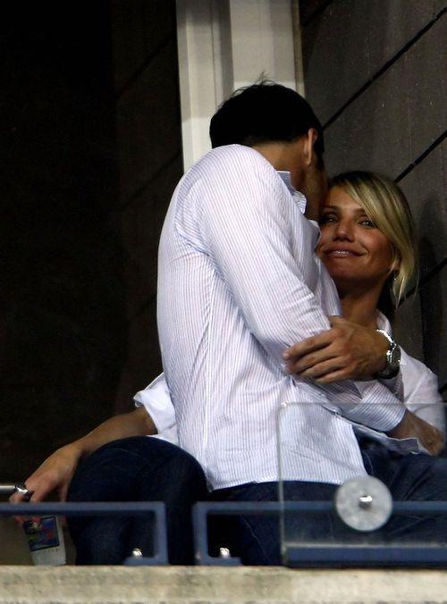 Камерон Диас и Пол Скалфор раньше были счастливы вместе