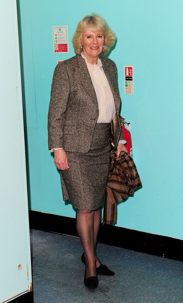 Герцогиня Корнуоллская Камилла / Camilla, Duchess of Cornwall