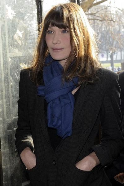 Карла Бруни-Саркози / Carla Bruni-Sarkozy