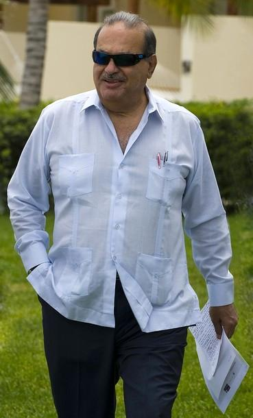 Карлос Слим / Carlos Slim