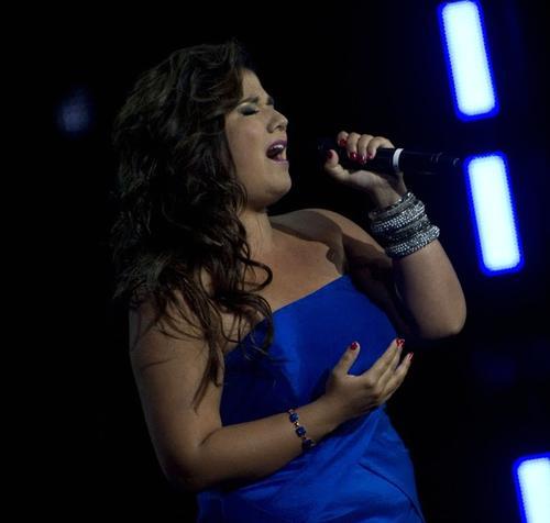 Каролина Сото - победительница «Крым мьюзик фест» (Crimea Music Fest)