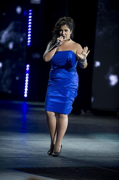 Каролина Сото / Carolina Soto - победительница «Крым мьюзик фест» (Crimea Music Fest)
