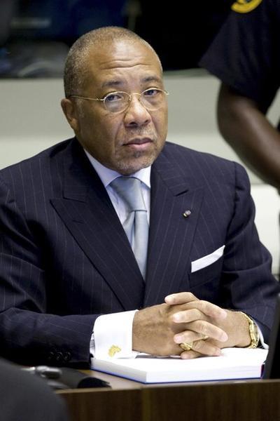Экс-президент Либерии Чарльз Тейлор