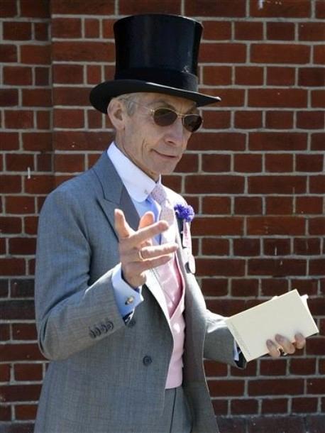 69-летний ударник Чарли Уотс