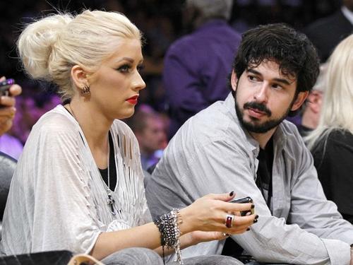 Кристина Агилера  (Christina Aguilera) Джорданом Братманом (Jordan Bratman).