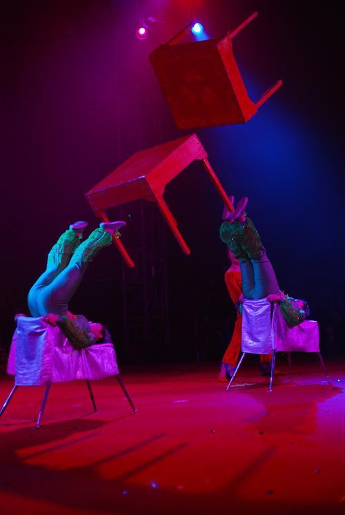 Большой Китайский Цирк в Киеве
