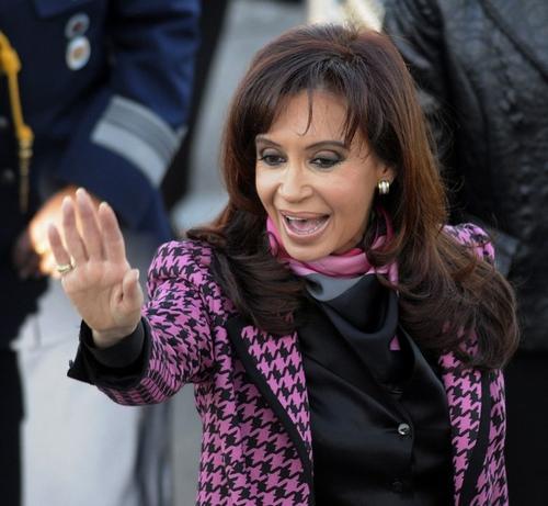 Кристина Фернандес де Киршнер / Сristina Fernandes de Kirchner