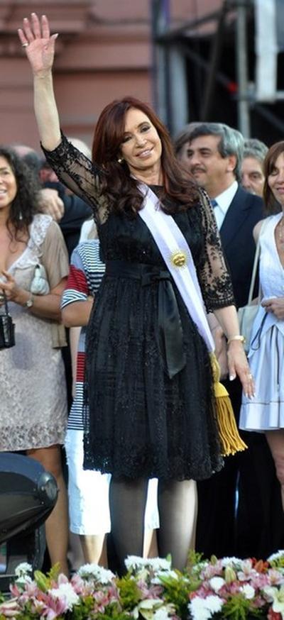 Кристина Фернандес де Киршнер / Cristina Fernandez de Kirchner