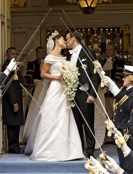 ронпринцесса Швеции Виктория / Crown Princess Victoria и Даниэль Вестлинг / Daniel Westling