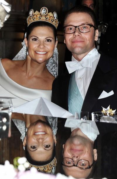 Кронпринцесса Швеции Виктория (Crown Princess Victoria и Даниэль Вестлинг / Daniel Westling