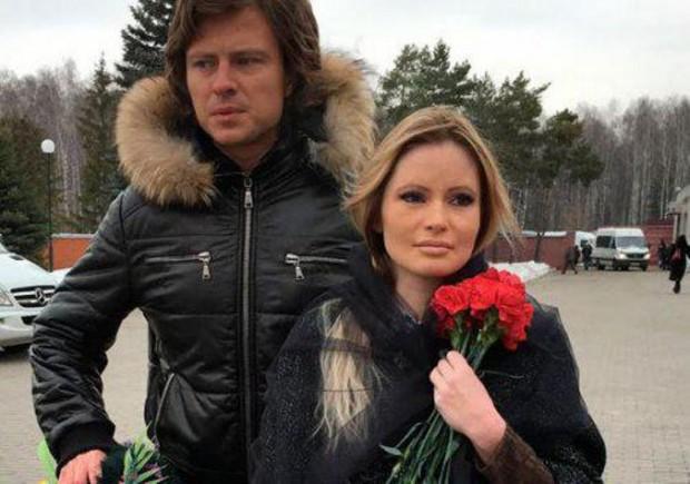 Дана Борисова и Федор Шаляпин
