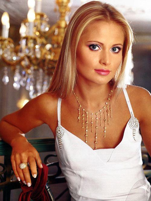 Дана Борисова на 4-м месяце беременности