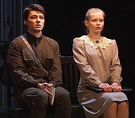 Даниил Страхов и Юлия Пересильд в пронзительной истории любви «Варшавская мелодия»