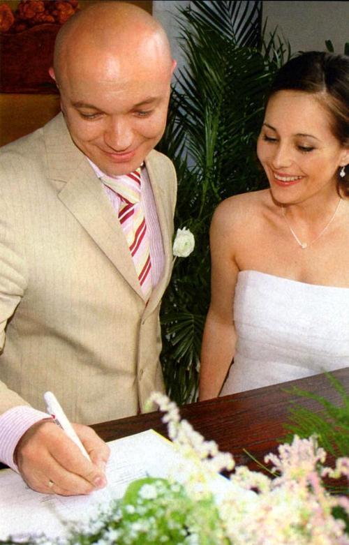 Чаба Бакош и Даша Малахова весной сыграли свадьбу