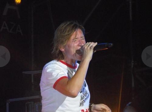 Фото с концерта Дианы Арбениной в Киева