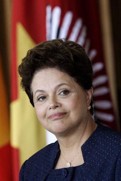 3. Дилма Русефф / Dilma Rousseff
