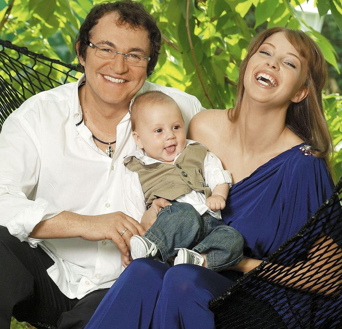Дибров дмитрий жена дети фото