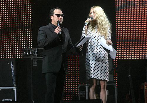 Дмитрий Нагиев и Маруся Зыкова