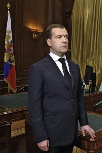 Дмитрий Медведев / Dmitry Medvedev