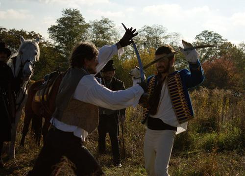 «Dруга Ріка» на съемках клипа на песню «Ти зі мною? Я здаюсь!»
