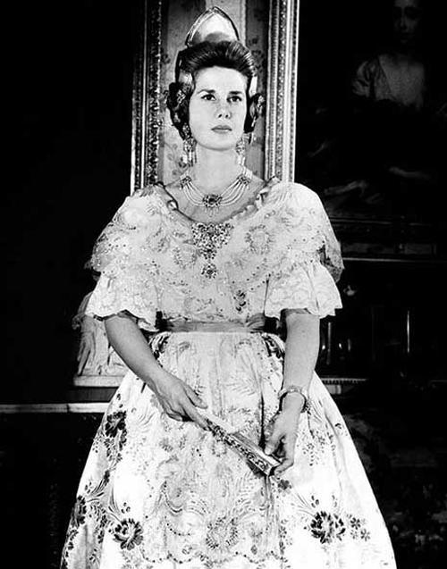 герцогиня альба в молодости фото