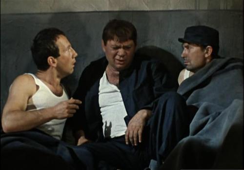 """Кадр из фильма """"Джентльмены удачи"""" 1971 года"""