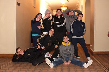 Группа «East Side B-Boys»
