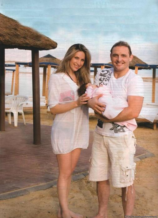 Эдгард Запашный с женой