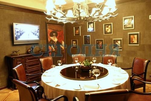 Любимый ресторан семьи Черновецких