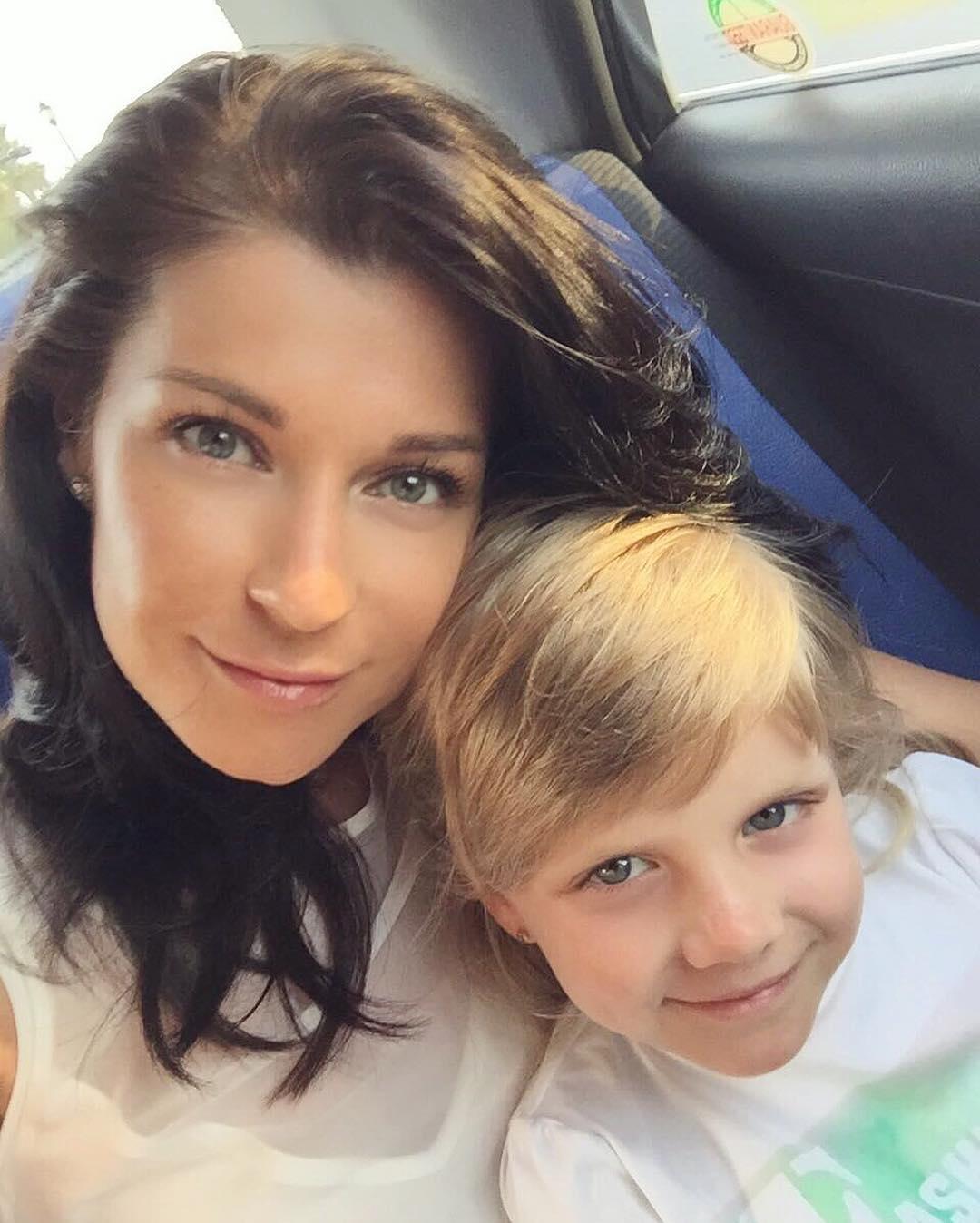 Актриса екатерина волкова и ее дети фото