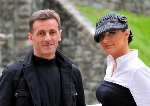 Иван Матвиенко и Елена Ваенга