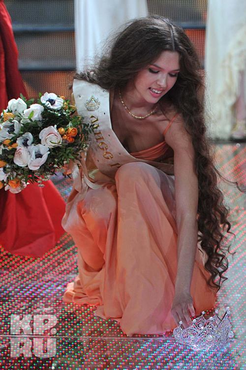 """""""Мисс Россия-2012"""" Елизавета Голованова"""