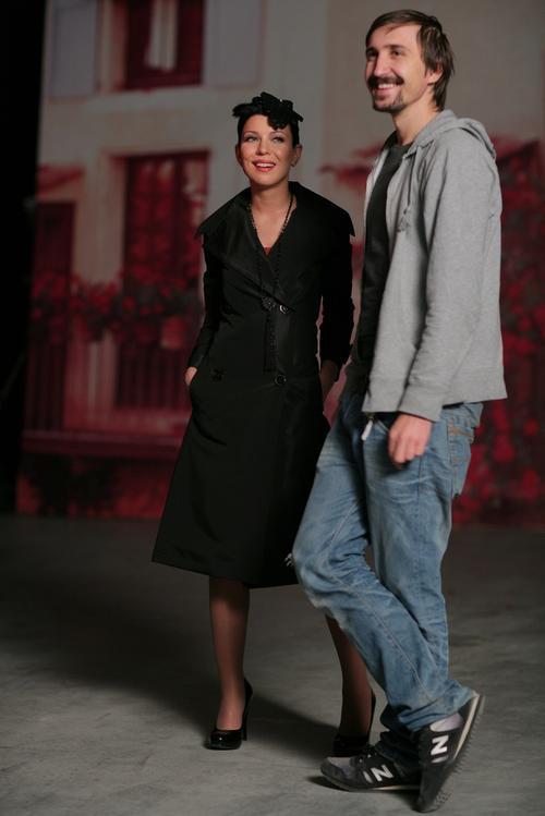 Елка и Сергей Ткаченко