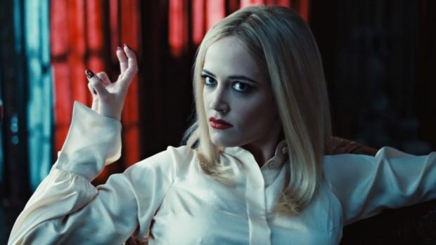 Кадр из фильма Мрачные тени с Евой Грин